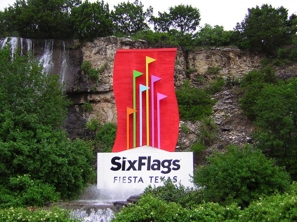 Image of Six Flags Fiesta Texas